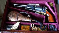 "*REDUCED* COLT SECOND GENERATION ""F"" SERIES 1848 2ND MODEL DRAGOON WITH CASE SET"