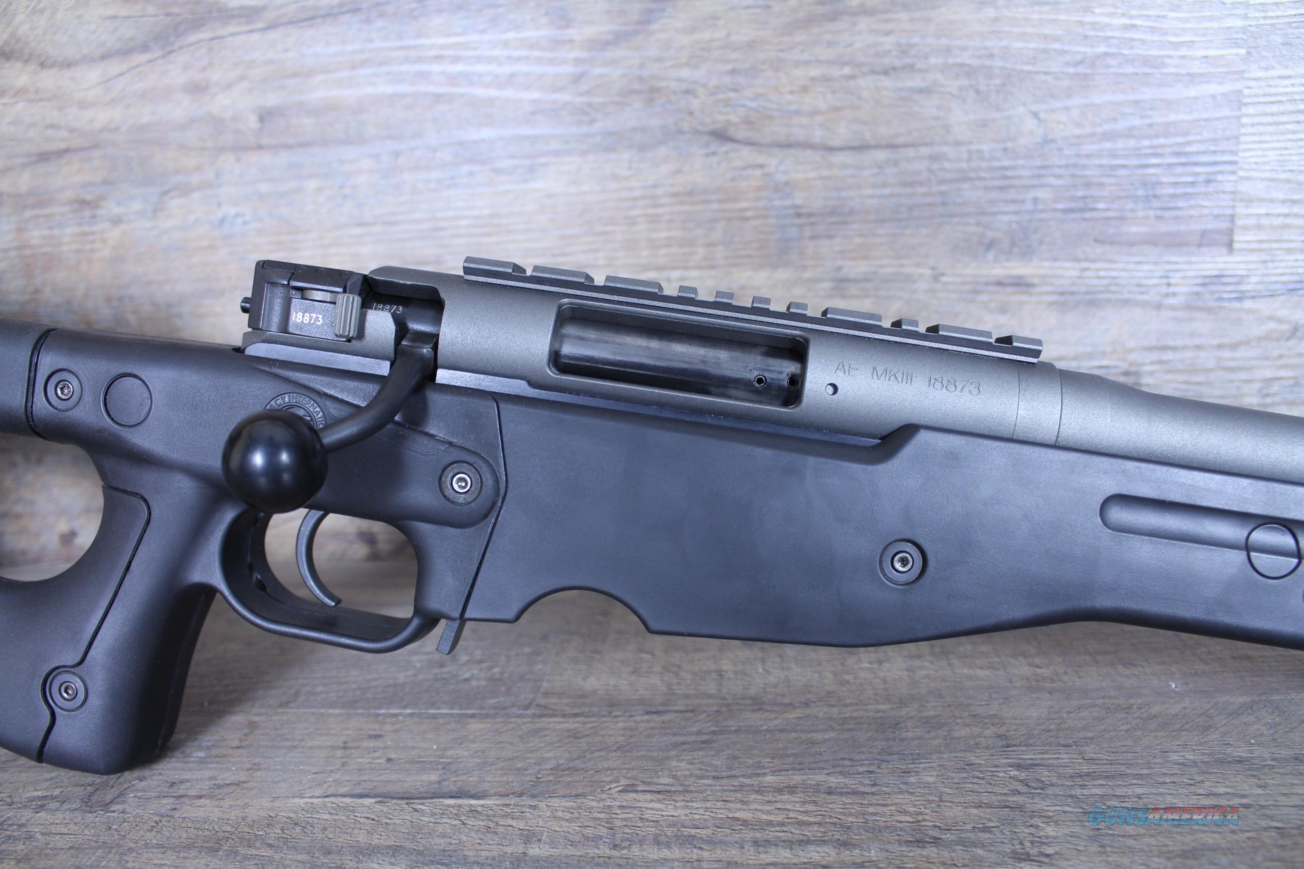 Accuracy International AE MKIII  308 Sniper Rifle
