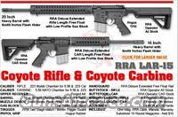 "RRA LAR-15 Coyote Rifle 5.56 20""bbl Match Trigger"
