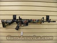 Colt M4 LW 5.56 Wildfire Camo Magpul furniture