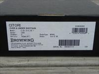 *NEW* Browning Citori CX 12/30 018039303