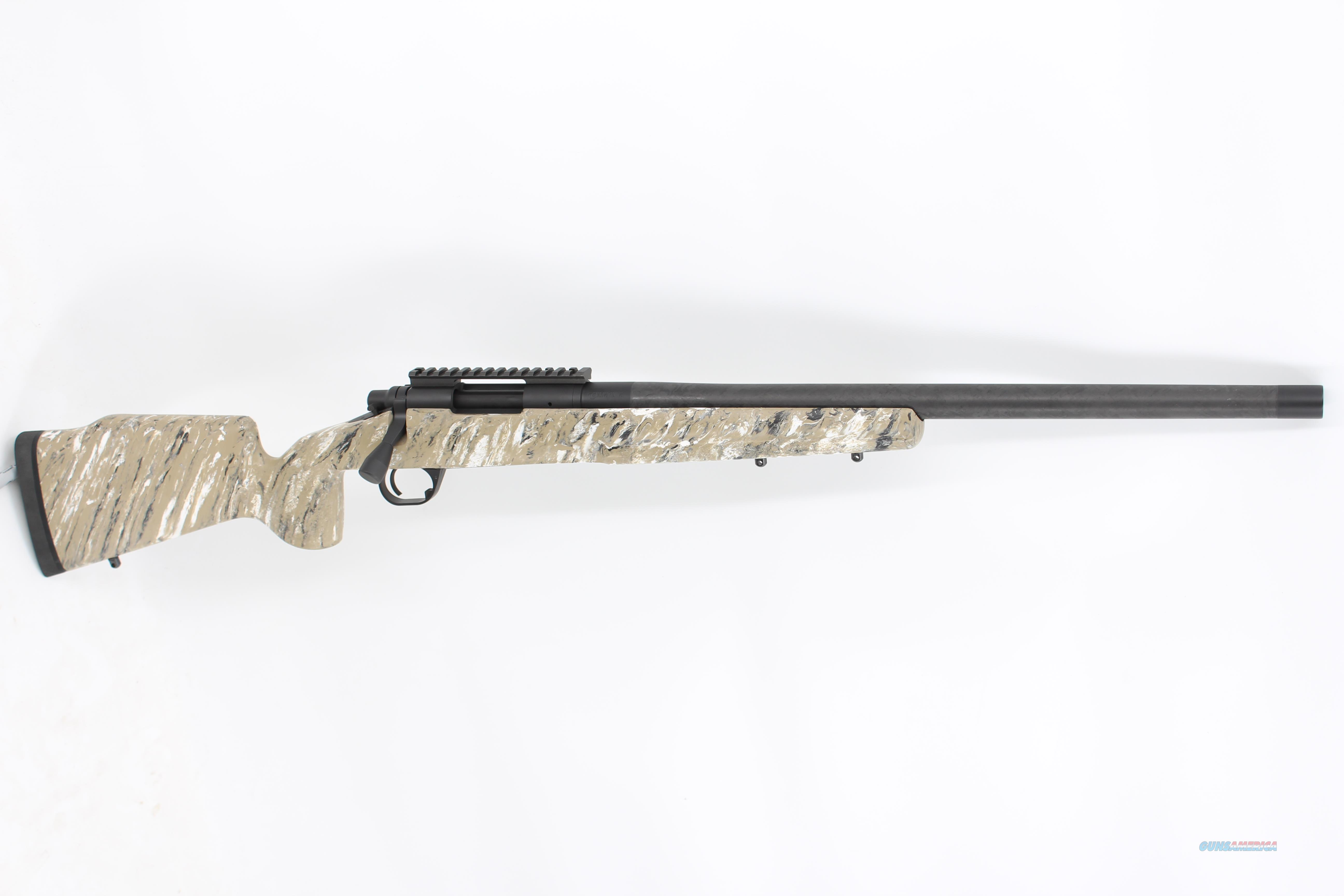 TS Customs Trued Rem700 204 McMillan Proof Research Triggertech Special 22