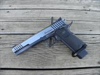 "USED STI Trojan 6"" .45 10+1 Competition Longslide"