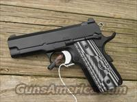 CZ Dan Wesson Eco Officer 1911 45