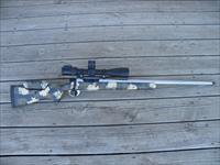 CUSTOM 7 STW Long Range Rifle .397moa TACK DRIVER Manners MCS T-A, Brux, Threaded, Fluted, PTG BM