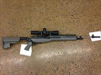 CUSTOM M1A Loaded W/ VLTOR & US Optics .308 LNIB