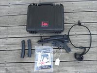 "NIB Heckler and Koch SP5K MP5 4.53"" 30+1 2 Mags"