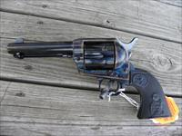 "Gen III Colt Single Action Army .45 colt Case Hardened 4.5""bbl"
