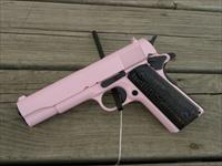 Iver Johnson PINK 1911A1 9mm 7+1