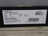 NIB Browning Cynergy Sporting 12/32 018705326