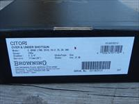 Browning Citori Grand Lightning 16/28 013493513