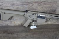 "Long Range APF AR10 6.5CM 22"" Silencer Ready FDE"
