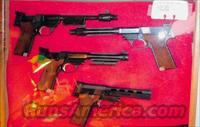 Various Pistols For Sale