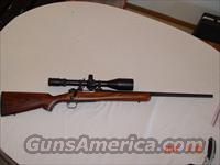 Winchester Model 70 Coyote 223 WSSM Heavy barrel