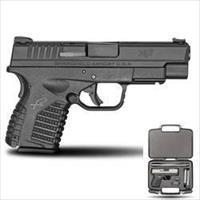 SPR XDS 9MM 4 BLK ESSENTIALS PKG W/ 2 7RD