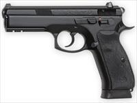 CZ 75 01152 75 SP-01 9MM BLACK 10+1 FS 4.7in | SAFETY 9mm