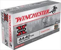 Winchester Ammo X4440 Super X 44-40 Winchester Soft Point 200 GR 50Box/10Case