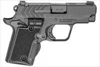 Springfield 911 w/ Viridian Green Grip Laser Black .380 ACP 2.7-inch 7Rds