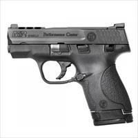"S&W M&P SHIELD PORTED 9MM 3.1""-NS PERFORMANCE CENTER WITH NIGHT SIGHTS"