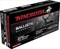 Winchester Ammo SBST2705A Supreme 270 Win Short Mag BLST 150 GR 20Box/10Case