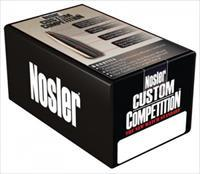 Nosler .22 Cal. .224 Dia. Custom Competition Bullets