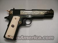 1911 Blue Sam Colt Bi-Centennial Edit. .45ACP