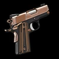 "KIMBER ROSE GOLD ULTRA II 3"" 45ACP 7RD"