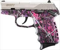 CPX-1 9mm SS/MuddyGirl Safety 10 Rd
