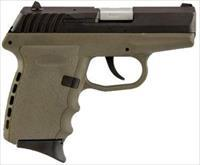 SCCY CPX-2 9MM 3.1 10RD FDE  NO SAFETY