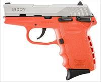 CPX-1 9mm SS/Orange Safety 10 Rd