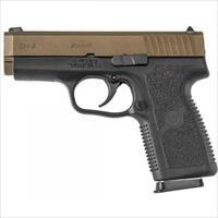 "KAHR CW9 9MM 3.5"" MSTS POLY BRONZE"