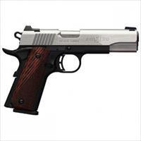 BRO 1911-380 380ACP 8RD 4.25 BLACK LABEL SS