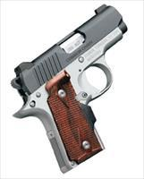 Kimber Micro Crimson Carry .380ACP 3300088