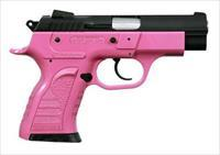 EUROPEAN AMERICAN ARMORY  TANFO WITNESS 9MM PINK POLY 13RD