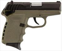 SCCY CPX-1 9MM 3.1 10RD FDE AMBI SAFETY