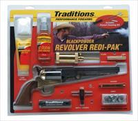 Traditions 1851 Navy RedI-PAK 44CAL