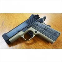 COLT DEFENDER ARMY GREEN FRAME 45ACP 1 OF 400