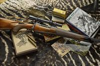 Jack O'Connor's .416 Rigby Magnum, Brevex Magnum Mauser, Burgess metal & Johnson stock, flawless documentation