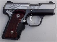 Kimber Solo CDP 9mm, Crimson Trace Lasergrips, night sights, ambi safety, 99%, box and papers