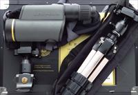 Leupold Golden Ring 12-40x60mm HD Spotting Scope Kit, Shadow Gray, 99%