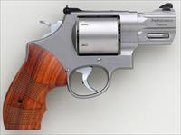 Smith & Wesson Performance Center 629-6 .44 Magnum, 2.6-inch, stainless, round butt, red ramp, white outline, 2014, unfired, layaway