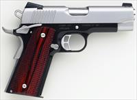 Kimber Pro CDP II .45 ACP, 4-inch, ambi safety, stainless slide, checkered front strap, 97 percent