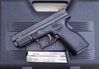 Springfield Armory XD-357 .357 Sig, 2 mags, box and papers, 98%