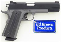 Ed Brown Special Forces .45 ACP, 2013, Trijicon, 10-8, Chainlink I, new condition, layaway