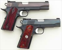 Paired Volkmann Precision 1911 .45 ACP pistols, Combat Carry, Signature, unfired, layaway