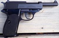 Walther P38 9mm, 3 mags, box, appears unfired, Interarms