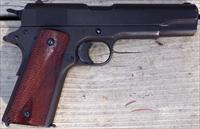 Colt 1911, US Property made in 1918, .45 ACP, holster