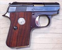 Colt .25 ACP, appears unfired