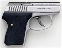 Seecamp LWS 32 California Edition (manual safety) .32 ACP, appears new, box, manual