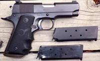 Colt Officer's .45 ACP, Series 80, custom work and parts